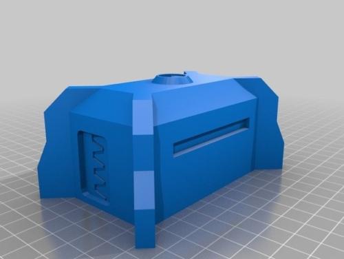 40K Mini Bunker